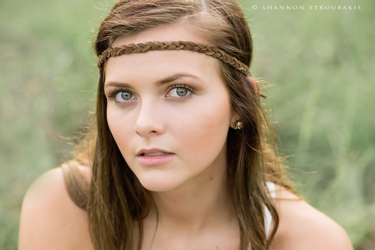 boho headpieces for senior pictures
