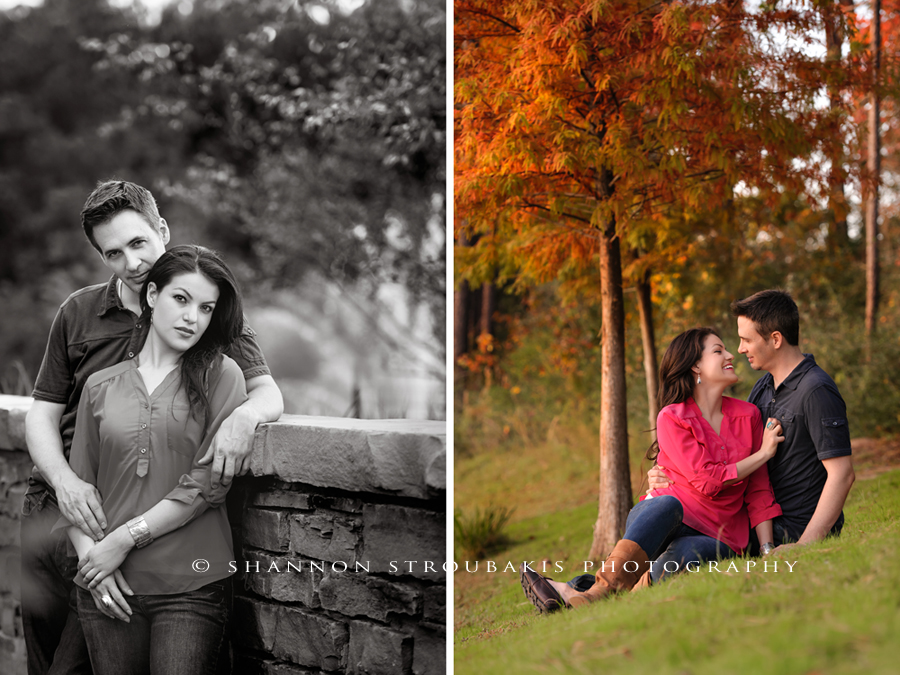 cute senior picture ideas for couples - Engagement The Woodlands Spring and Conroe Senior