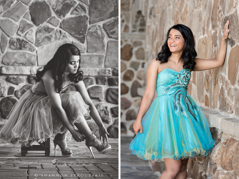 Prom Dress Portraits